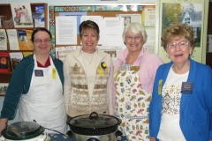 Councillor-Johnson-volunteers-at-Woodburn-Pancake-Breakfast-Fundraiser-for-the-Erland-Lee-Museum-March-2012